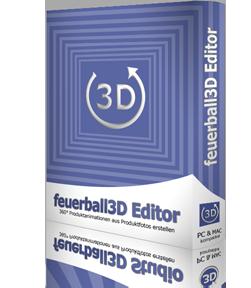 feuerball3D Editor